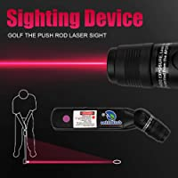 StageOnline Indoor Teaching Accessory PGM Golf Laser Training Putter Sighting Device Pointer