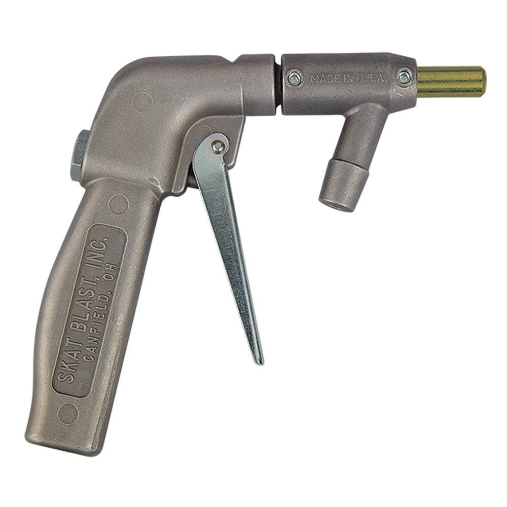 Skat Blast S-35-S Small Trigger-Operated Power Gun for Skat Blast Sandblasting Cabinets, Made in USA