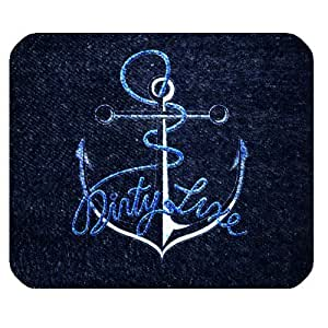 Custom Anchor Personalized Rectangle Mousepad SBY-418