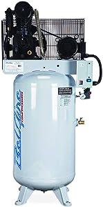 BelAire 216V 5 HP 60 Gallon 2 Stage Air Compressor