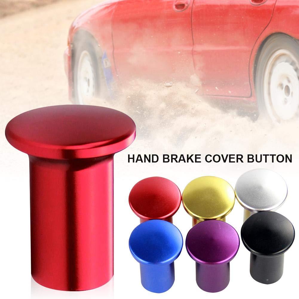 cineman Automotive Universal-Griff Brake Drift Rotary Lock-Taste Aluminiumlegierung Drift Handbremse Abdeckung