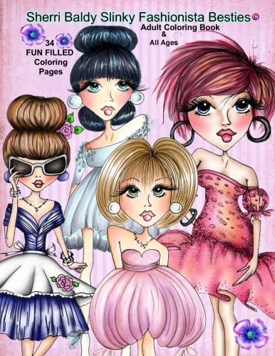 Sherri Baldy Slinky Fashionista Besties