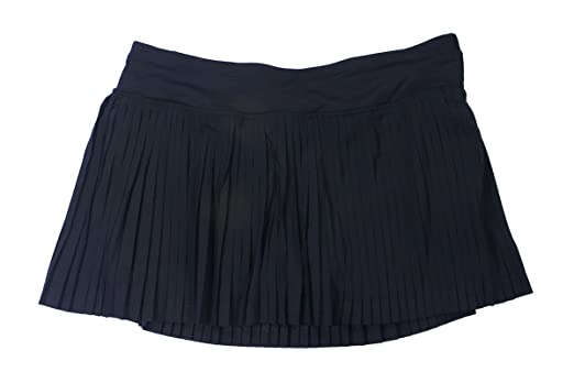 63e989d86b Amazon.com: Lululemon Black Pleat to the Street Tennis Skirt II ...