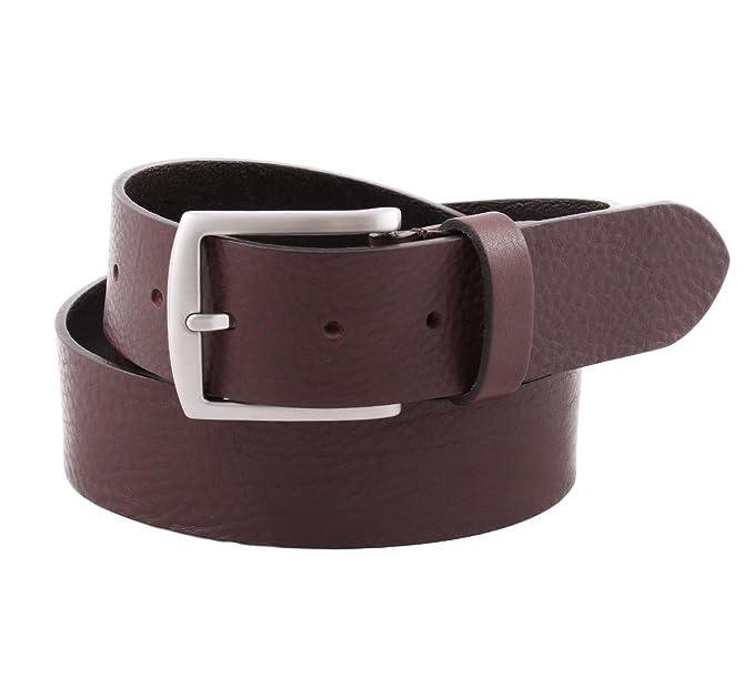 ad786715ada Bower - Cinturón cuero hombre L illustre  Amazon.es  Ropa y accesorios