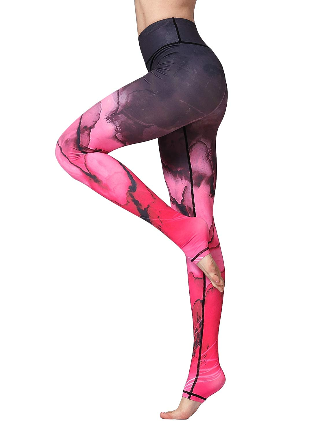 FLYILY - Leggings sportivi - donna