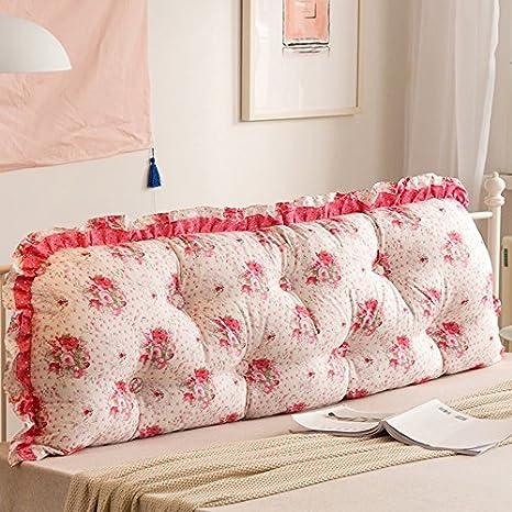 Pillow B ANDEa Cojín de la Cama, cojín Grande Respaldo ...