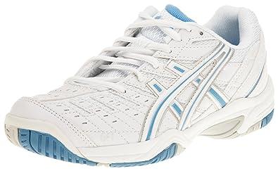 Blanco Sintético Asics Zapatillas De Tenis Para Mujer vqUqBF