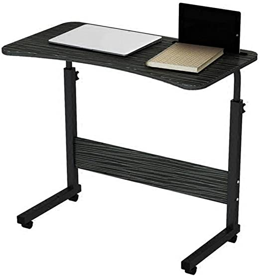 Zhuozi FUFU Mesas de Centro Escritorio Ajustable de la computadora ...