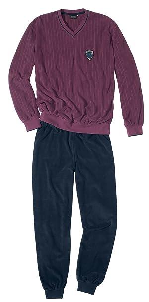 Götz Burg Hombre Pijama Rizo richness 80% algodón y 20% micro de poliéster 451392
