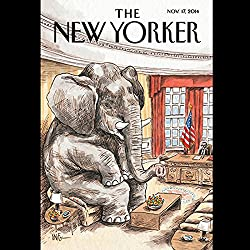 The New Yorker, November 17th 2014 (Paige Williams, David Remnick, Steve Coll)