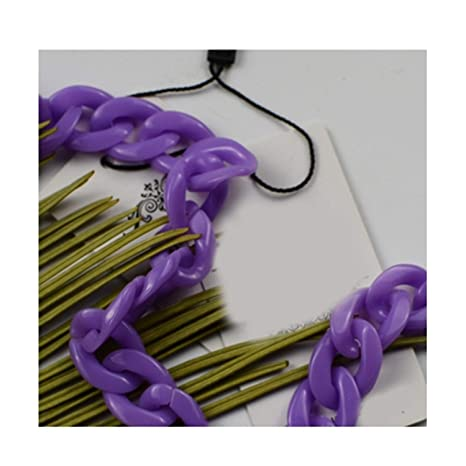 Correa de resina ligera para mujer o cadena de cuello, color ...