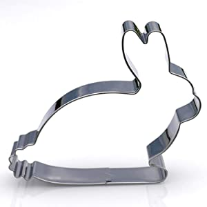 Rabbit Cookie Cutter- Stainless Steel