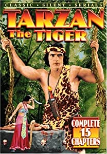 Tarzan the Tiger [DVD] [1929] [Region 1] [NTSC] [Reino Unido]