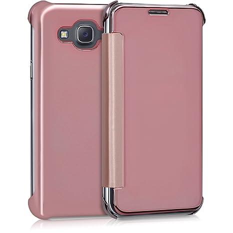 kwmobile Funda para Samsung Galaxy J5 (2015) Case Espejo ...