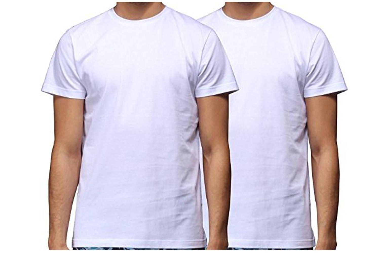 Jockey American T-Shirt 4er Pack - Exzellenter Tragekomfort in angenehm weicher Single Jersey Baumwoll-Qualität - S bis 6 XL