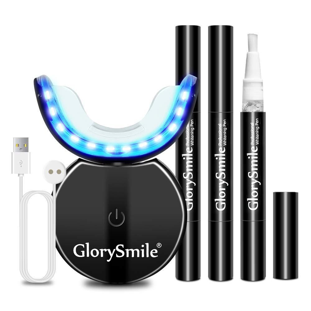 Amazon Com Glorysmile Upgrade Teeth Whitening Kit 24x Led