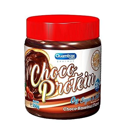 Choco Protein Avellanas - 250g - Sabor Original