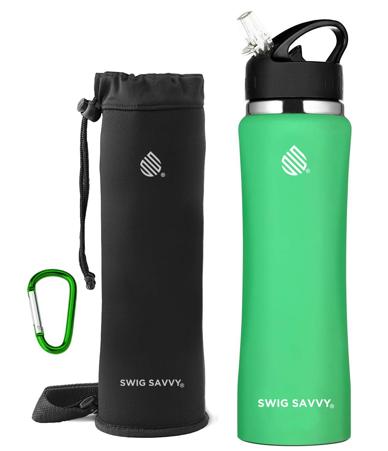 Top 10 Best Stainless Steel Water Bottle Reviews in 2020 4