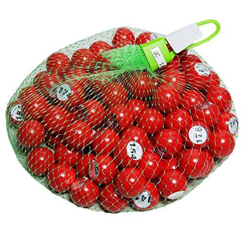 Raffle Balls Number Set