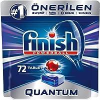 Finish Dishwasher Detergent Tablets, Quantum 72 tablets