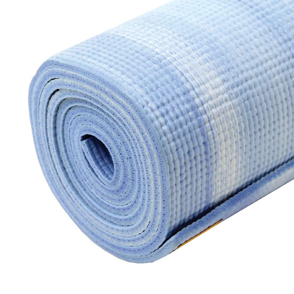Fitness-Mad Warrior yoga Tapis