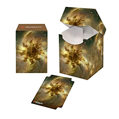 Ultra Pro E-18289 Magic The Gathering-100+ Deck Boxes-Celestial Plains: Toys & Games