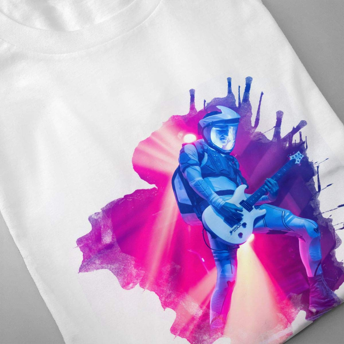 HangHisi Starset Man Youth Pop Short Sleeves T Shirt Classic T Shirt