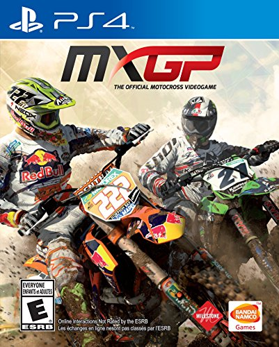MXGP 14: The Official Motocross Videogame (The Best Ps Vita Games 2019)