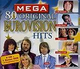 Mega Eurovision 80 + 24 DVD Hits