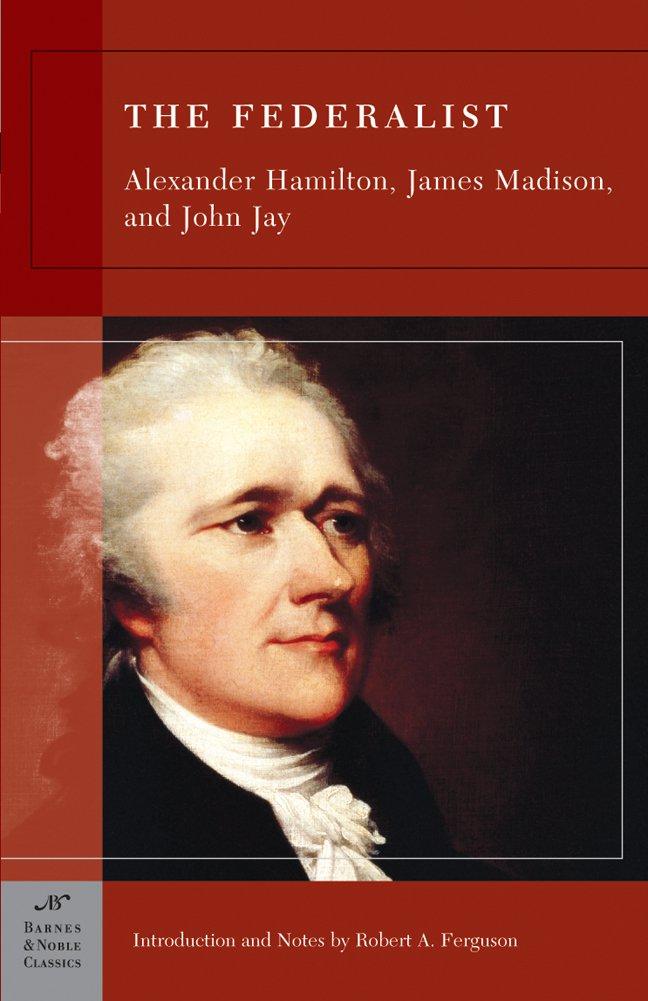 Federalist Barnes Noble Classics product image