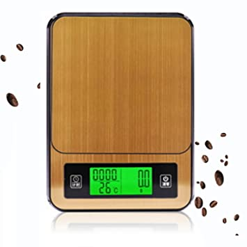 A-SZCXTOP - Báscula digital de café (0,1 g/3 kg