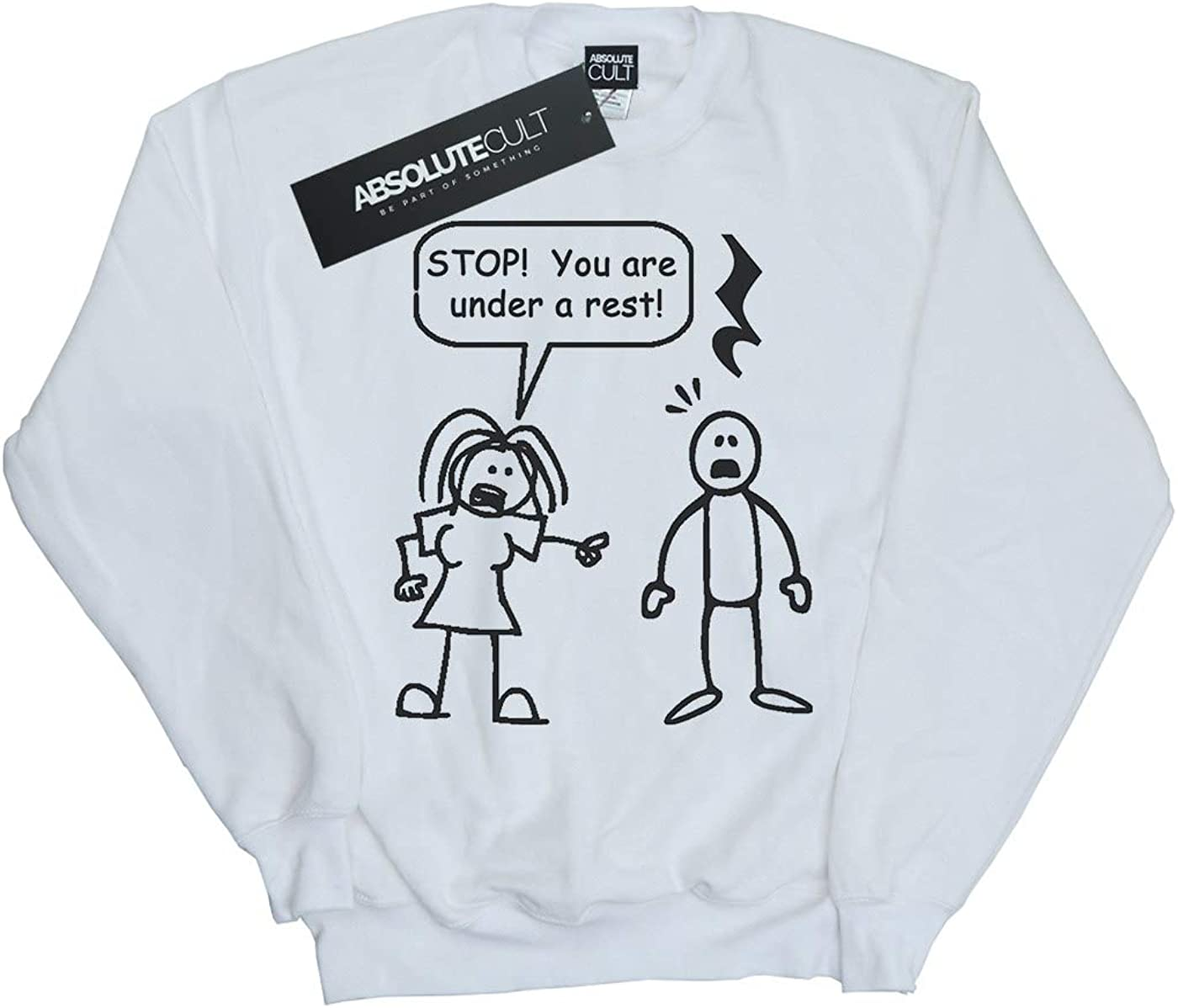 Drewbacca Girls You are Under A Rest Sweatshirt