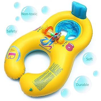 Schwimmen Sitzbeautypo Baby Aufblasbare Schwimmring Mit Sicherheit