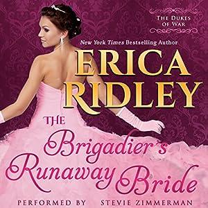 The Brigadier's Runaway Bride Audiobook