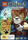 Lego Legends of Chima Season 1 Collection Volumes 1-4   4 Discs   NON-USA Format   PAL   Region 4 Import - Australia