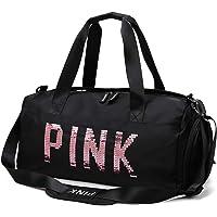 IEUUMLER Bolsa de Gimnasio Sports Gym Bag