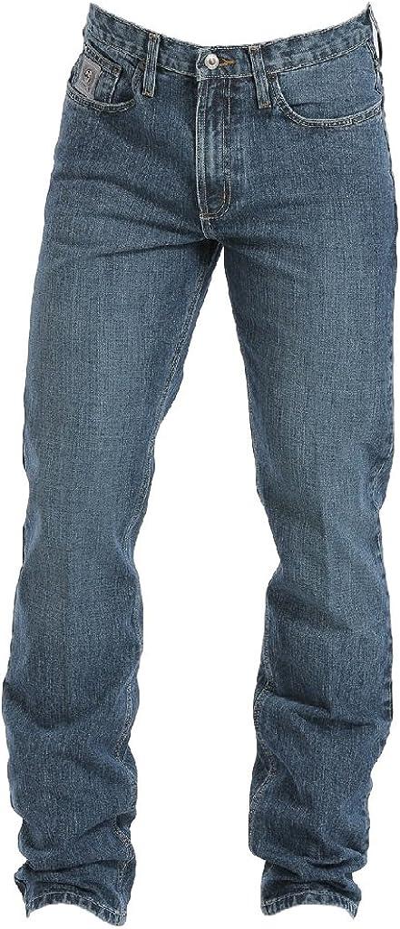 Excellent Cinch Men's Silver Jean Slim-Fit Colorado Springs Mall Label