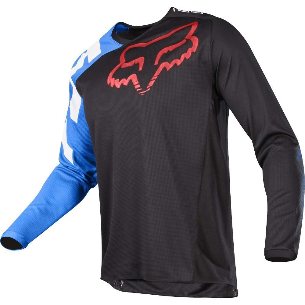 Fox Racing 180 Sabbath SE Youth Boys Off-Road Motorcycle Jerseys Blue//Black