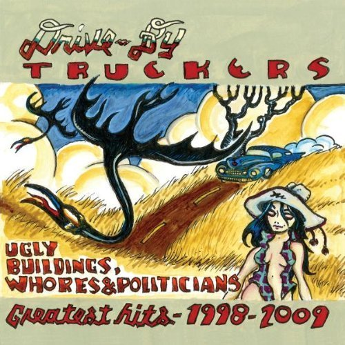Vinilo : Drive-By Truckers - Greatest Hits 1998-2009 (2PC)