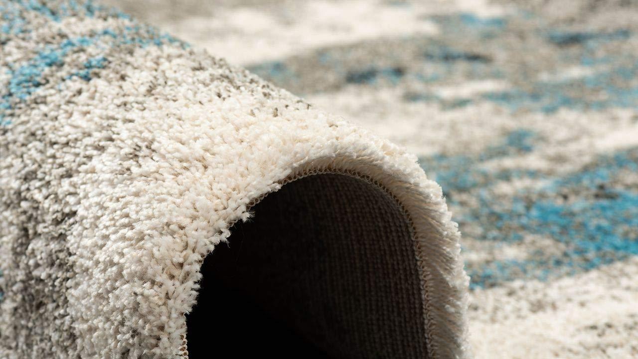 Hochflor Langflor Langflor Langflor Shaggy Teppich Milano Grau Blau Verlauf in 5 Größen B07G2XGHX1 Teppiche d6d88d
