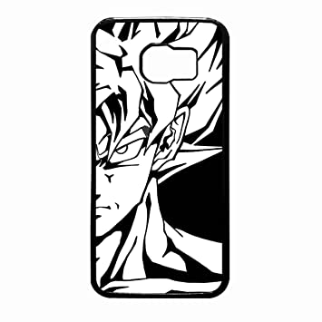 Dragon Ball Z Wallpapers Goku Cas Coque Samsung Galaxy S6 Edge