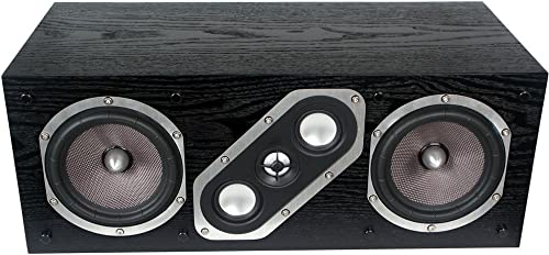 Energy Speaker Systems 72-21168 RC-LCR Center Speaker Black Discontinued