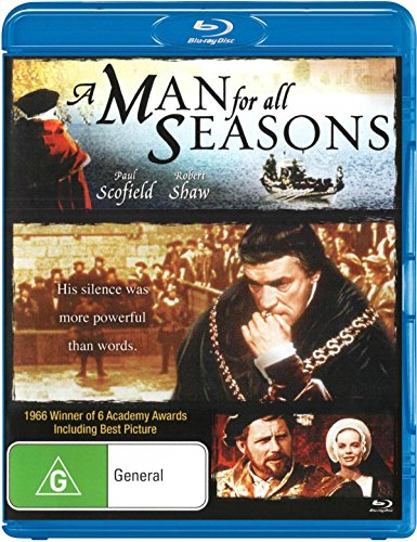 Man for All Seasons [Blu-ray]