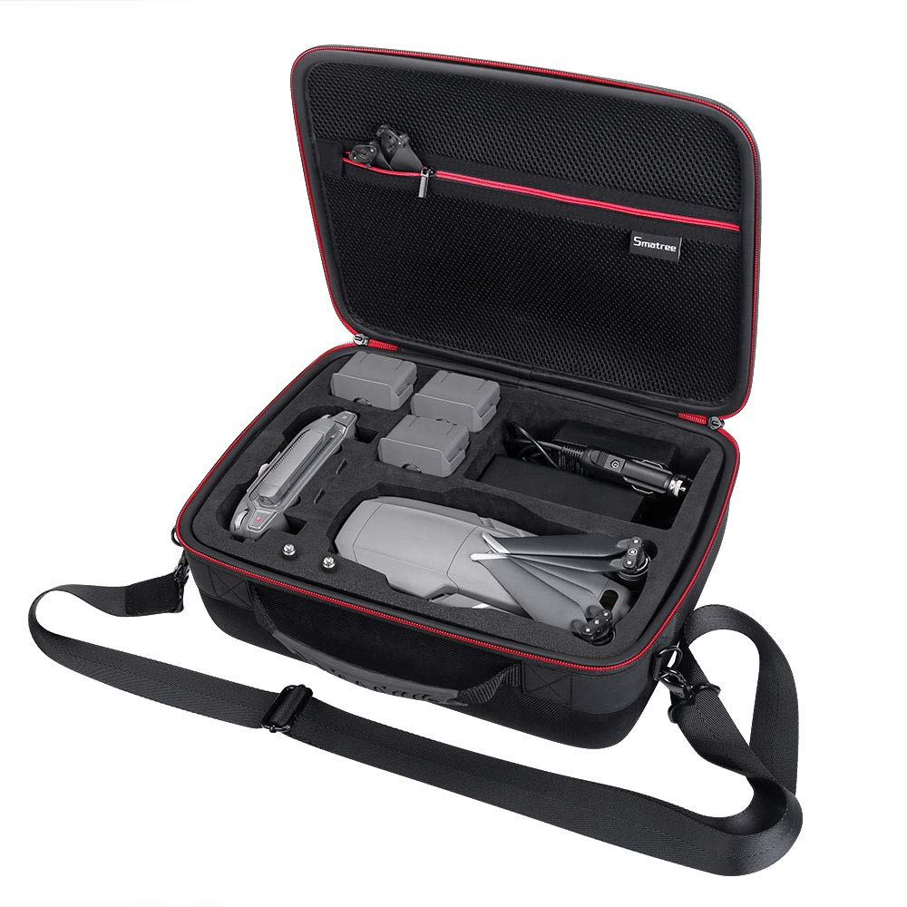 Smatree Mavic 2 Pro Carrying Case Compatible for DJI Mavic 2 Pro/DJI Mavic 2 Zoom Fly More Combo
