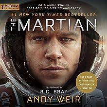 The Martian | Livre audio Auteur(s) : Andy Weir Narrateur(s) : R. C. Bray