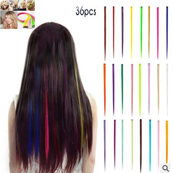 Amazon Xuebao Bundle 36 Pieces Of 20 Inches Multi Colors Party