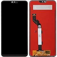 jiujinyi Xiaomi Mi 8 Lite para Pantalla Digitalizador táctil reemplazo & LCD Replacement Touch Screen Digitizer Display Assembly Negro