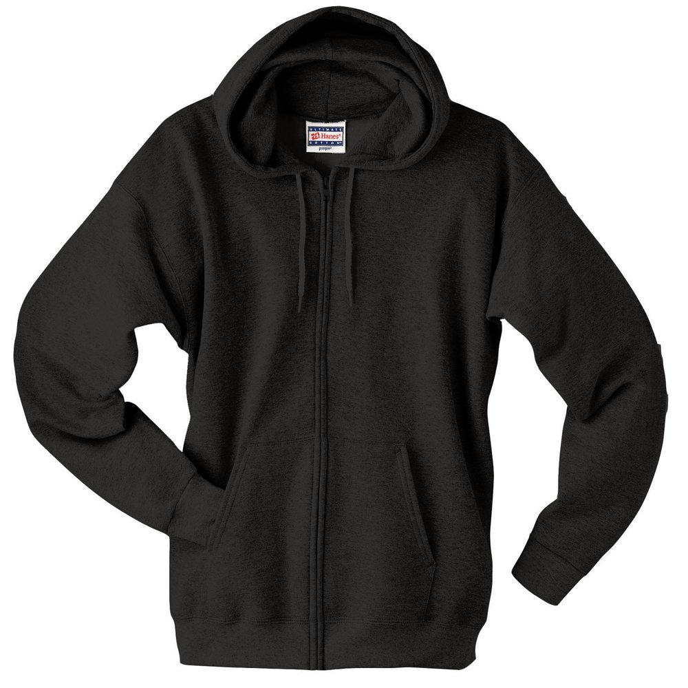 90//10 Ultimate Cotton Full Zip Hood 10.2oz