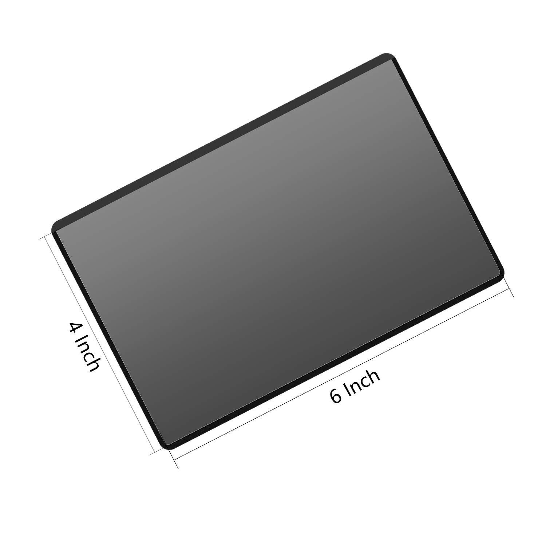 Marco de Fotos magn/ético con Bolsillo Transparente para refrigerador gabinete de Oficina Paquete de 30 refrigerador Negro Magicfly Marco de Fotos magn/ético se Adapta a Fotos de 4 x 6 Pulgadas