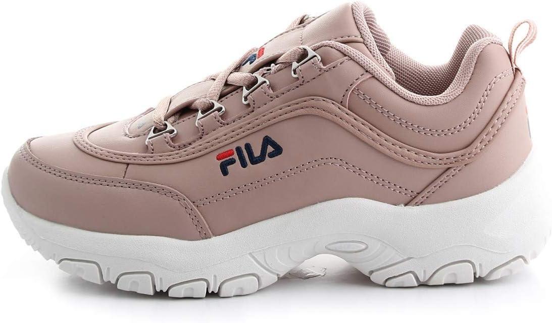 Fila Strada - Zapatillas Bajas para niños: Amazon.es: Deportes y aire libre